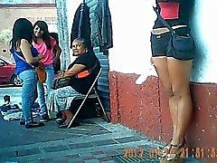 delle prostitute messicani