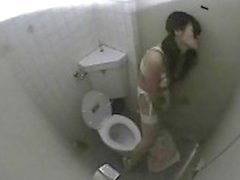 Public Toilet Room Girls Masturbation