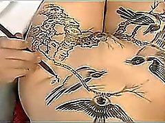 Chino Kunst Pritzwerk in der schine