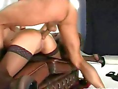 Holländisch Brunette MILF Sex