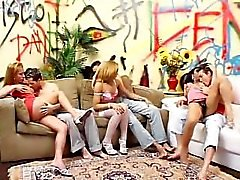 TRANSSEXUAL SWINGERS 1. - Scene 2