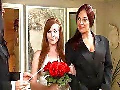 Lezbiyen düğün
