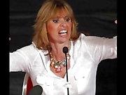 Alessandra Mussolini masturbarsi Sfida