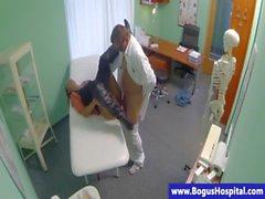 Esmer Babe doktoru musluklar emer