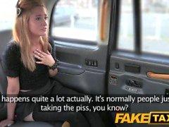 Фальшивка Taxi Блондинка с Потяните за чулки