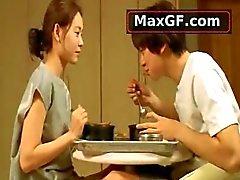 Actress Porn Yun hong Oh explicit sex in Green Chair Korean Actress