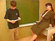 Büyükannem Teacher n Teen Boy