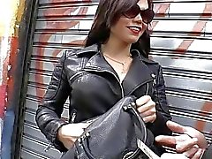 Sexy Kadýnerkek Danielly Colucci derin anal