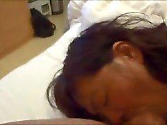 Cachonda MILF japonés kui somya puto duro y chorreo de leche
