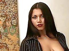 Pregnant Slut Gets Gangbanged