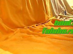Enorma Dildo Fotsex - hårt Falaka och Ass kapacitetsförbättring