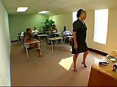 Big Black Booty Lärare Ms.Mya