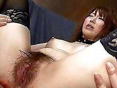 JAPAN HD Abspritzende Frauen japanische Porno Star erhält eine Creamp