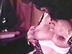 Lesbienne Peepshow Boucles de de 560 70 et 80 - Scène 1