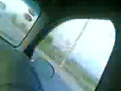 Арабская Египетская парнем дотронуться до его подруга сиськами в машине
