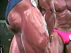 рогатых мускулы