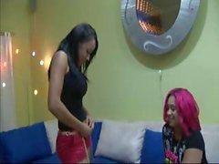 Misti Love & Pinky