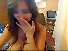 Michelle op Webcam