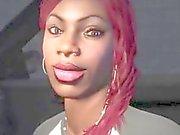 Grand Theft Auto V İlk Şahıs Seks Seyir Şansı