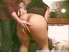 Italienska Amatör fru Simona moglie