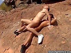 Justin and Alex's Wild Aventure