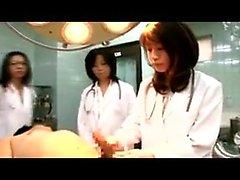 Bir onların usta elleri çalışma Yaramaz Oryantal doktorlar