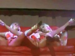 Lena Nitro & Hally Thomas & Adriana Russo @ Celje 2011 II