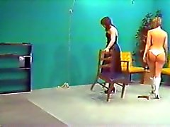 Spanking Session