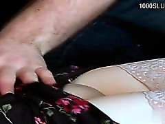 Mom italiano Creampie Sexo Anal