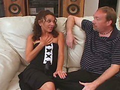 Sperm Swallowing Slut Wife Railed Hard!