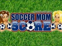 Soccer Mom körd av tränaren