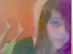 webcam teini jalat # 3