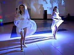 the bride's sexy dance