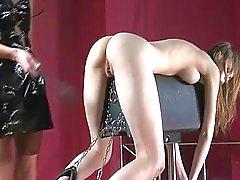 BDSM kohtauksen Beata Undine