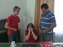Ofisi Meeting bir üçlü lanet olası son bulur