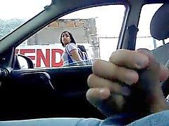 Fun in my car 01