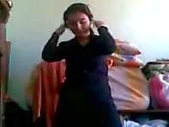 Sevimli & Shy Arab Lise Kız arkadaşım