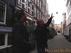 Néerlandaise prostituée