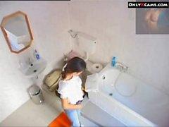 Teenie Änderung bedeuten und nach Shower