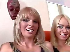 3 quentes garotas russas recebendo fodido