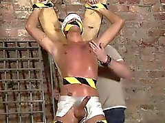 Free stories gay sex He's trussed up to the cross in just hi
