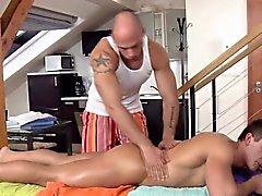 Hetero tapp masseras