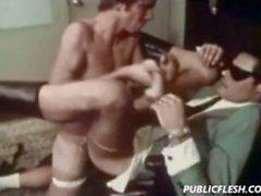 Американская Cream Ретро Гей Порно