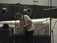 Allan Holdsworth Controllo del suono New Jersey 2005