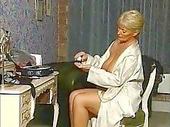 Mulheres maduras - Alexis Capaldi Boudoir Mime