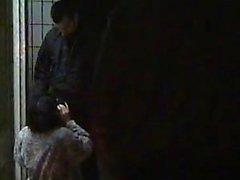Franska mogna kvinnor på allmänheten mödor Chantal från dates25com