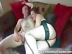 Zelfgemaakte video van een echte amateur paar part4
