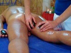 Sensual Experience Stone Massage 2 - Parte 2 - Massagem Portal EUA Canadá