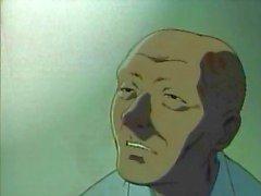 Hentai trío brutalmente penetrada muy duro