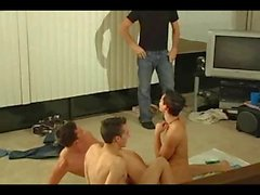 Hot Гей групповой
